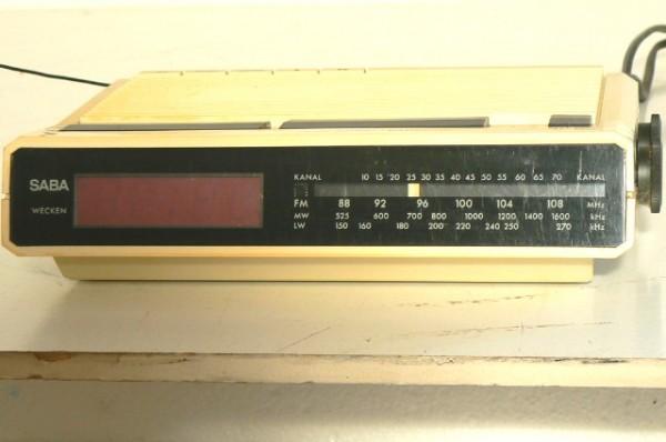 Saba Radiowecker