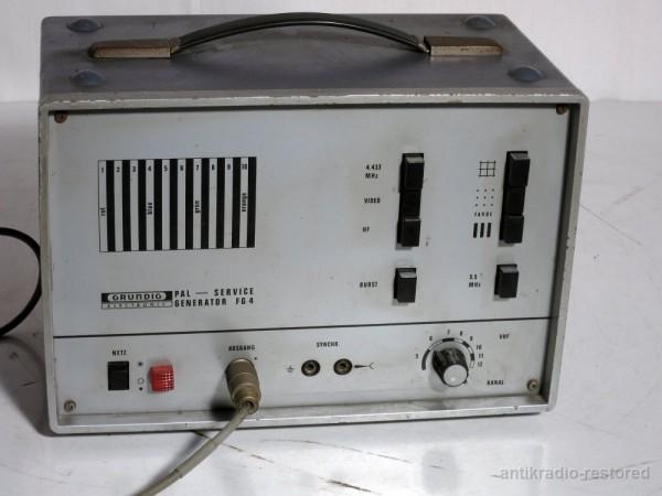 Grundig Servicegenerator FG4