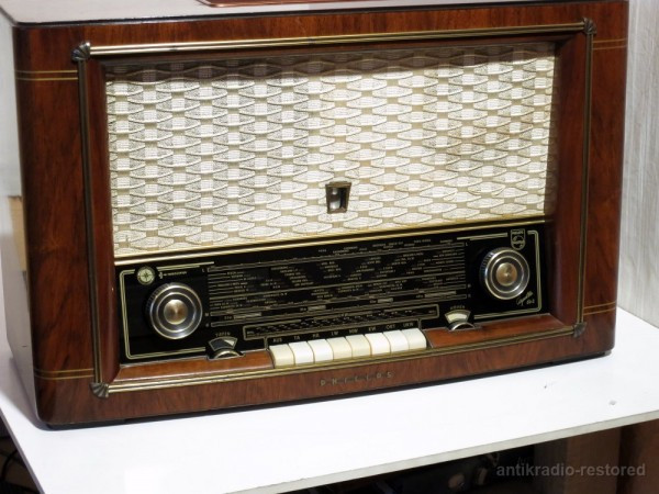Philips Capella 643