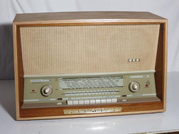 Saba Freiburg 12 Automatik/Stereo