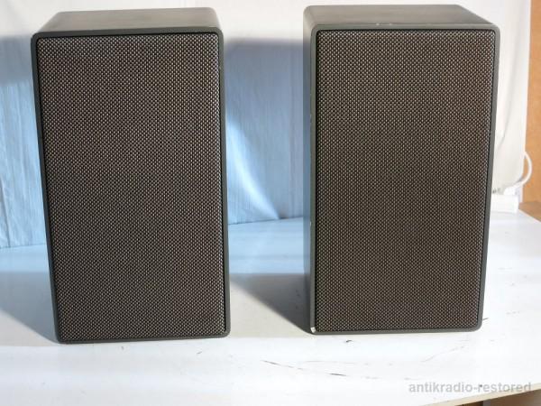 Saba HIFI Lautsprecherboxen 60L